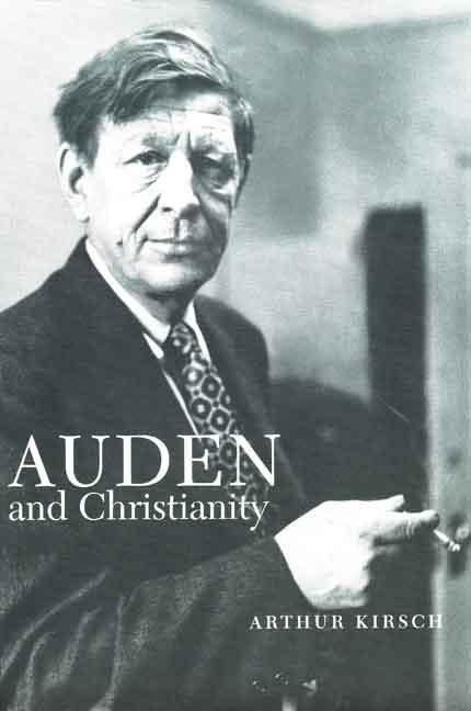 Auden and Christianity EB9780300128659