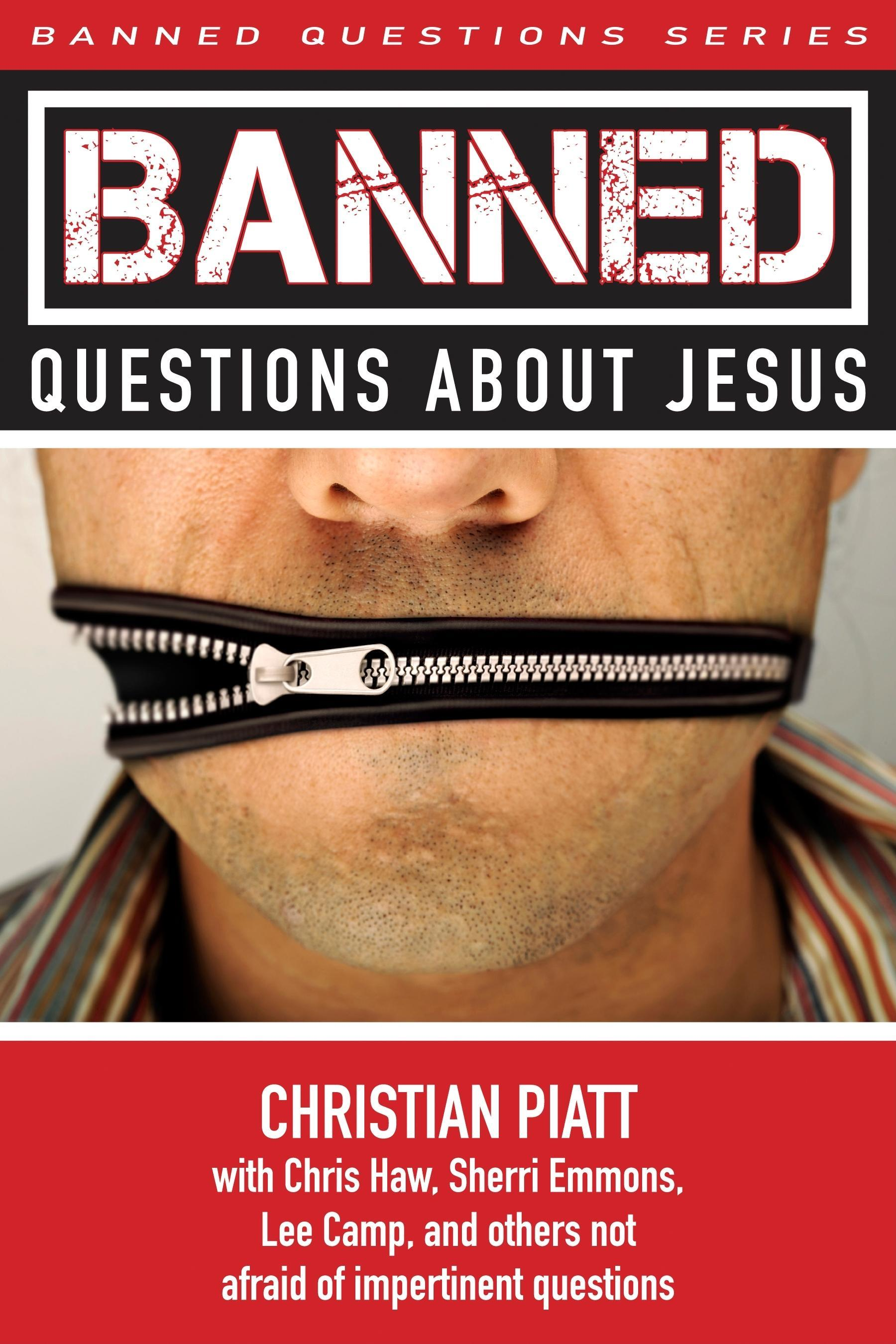Banned Questions About Jesus EB9780827202702