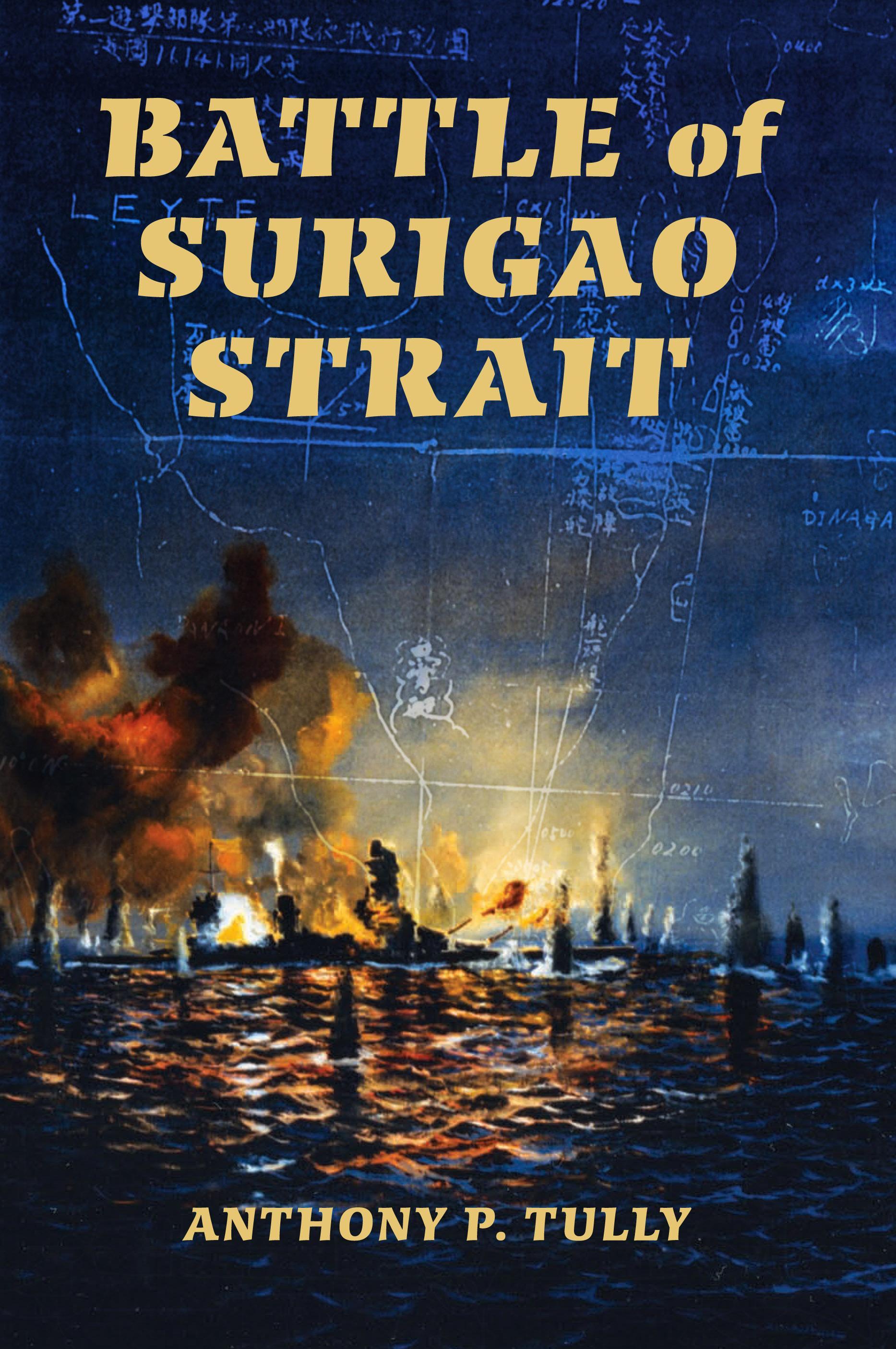 Battle of Surigao Strait EB9780253002822