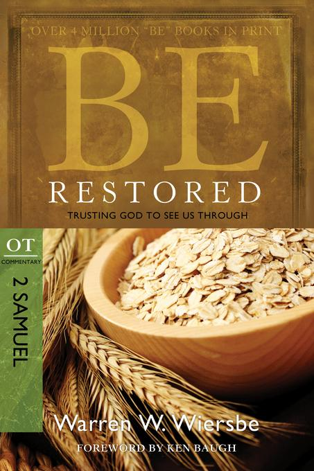 Be Restored (2 Samuel & 1 Chronicles) EB9780781405140