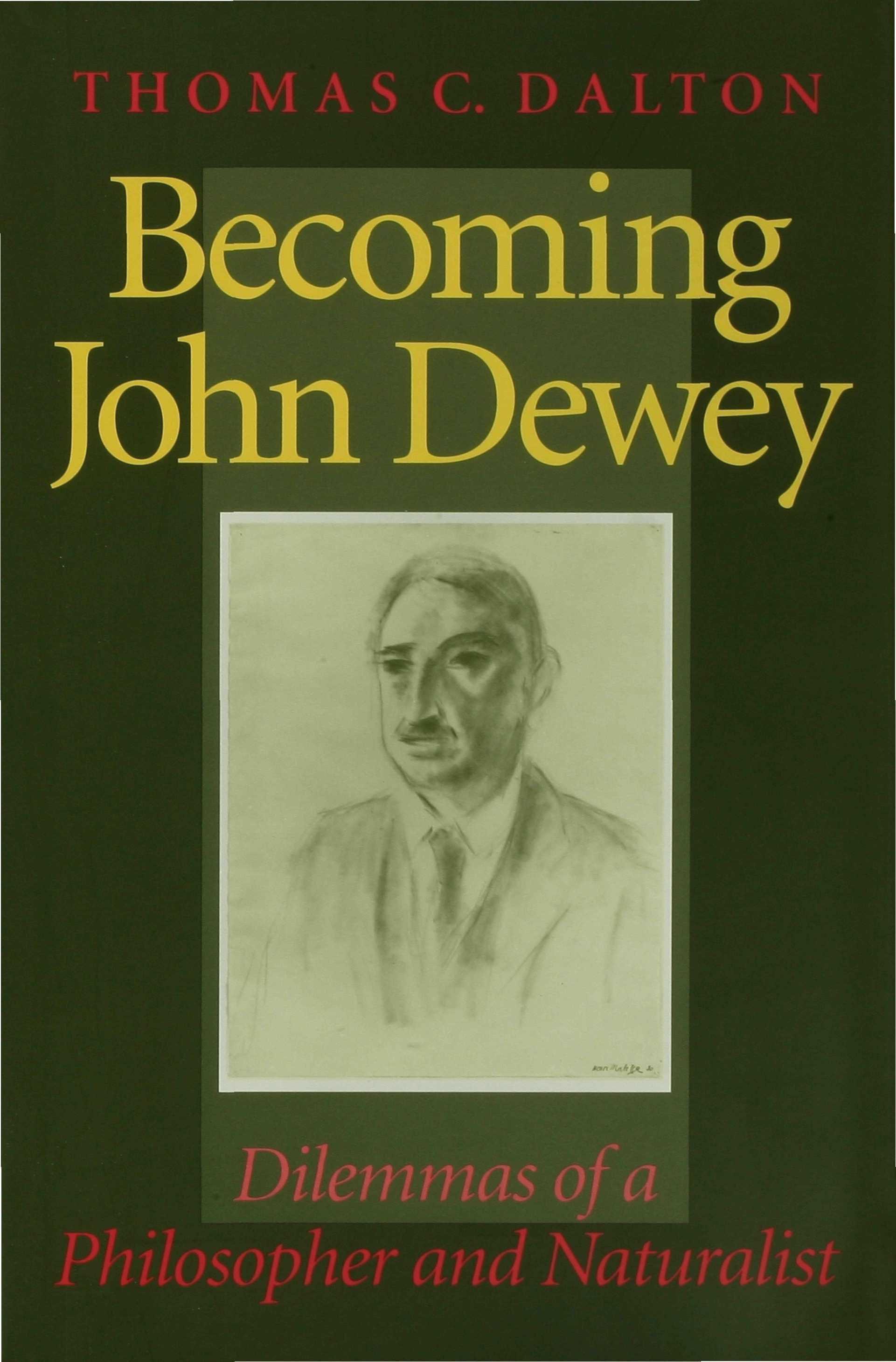 Becoming John Dewey EB9780253109347