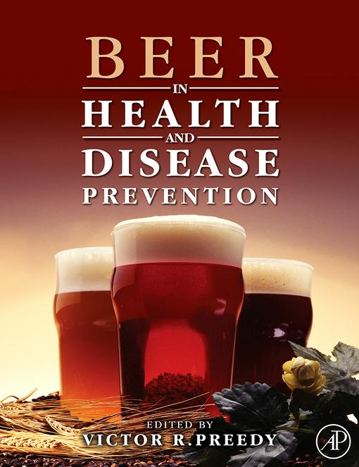 Beer in Health and Disease Prevention EB9780080920498