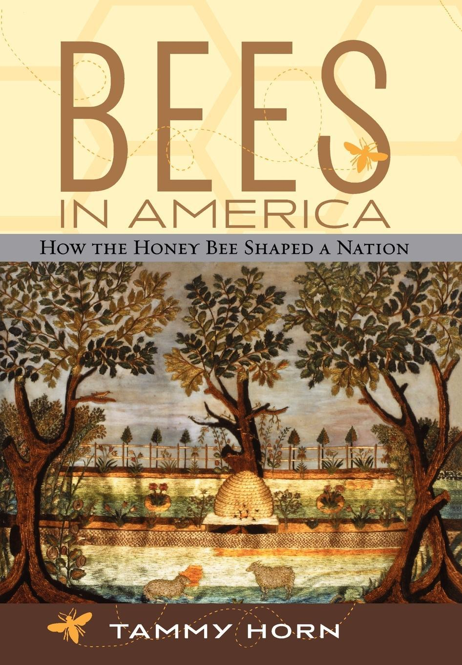 Bees in America EB9780813137728