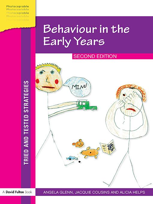 Behaviour in the Early Years EB9780203835067