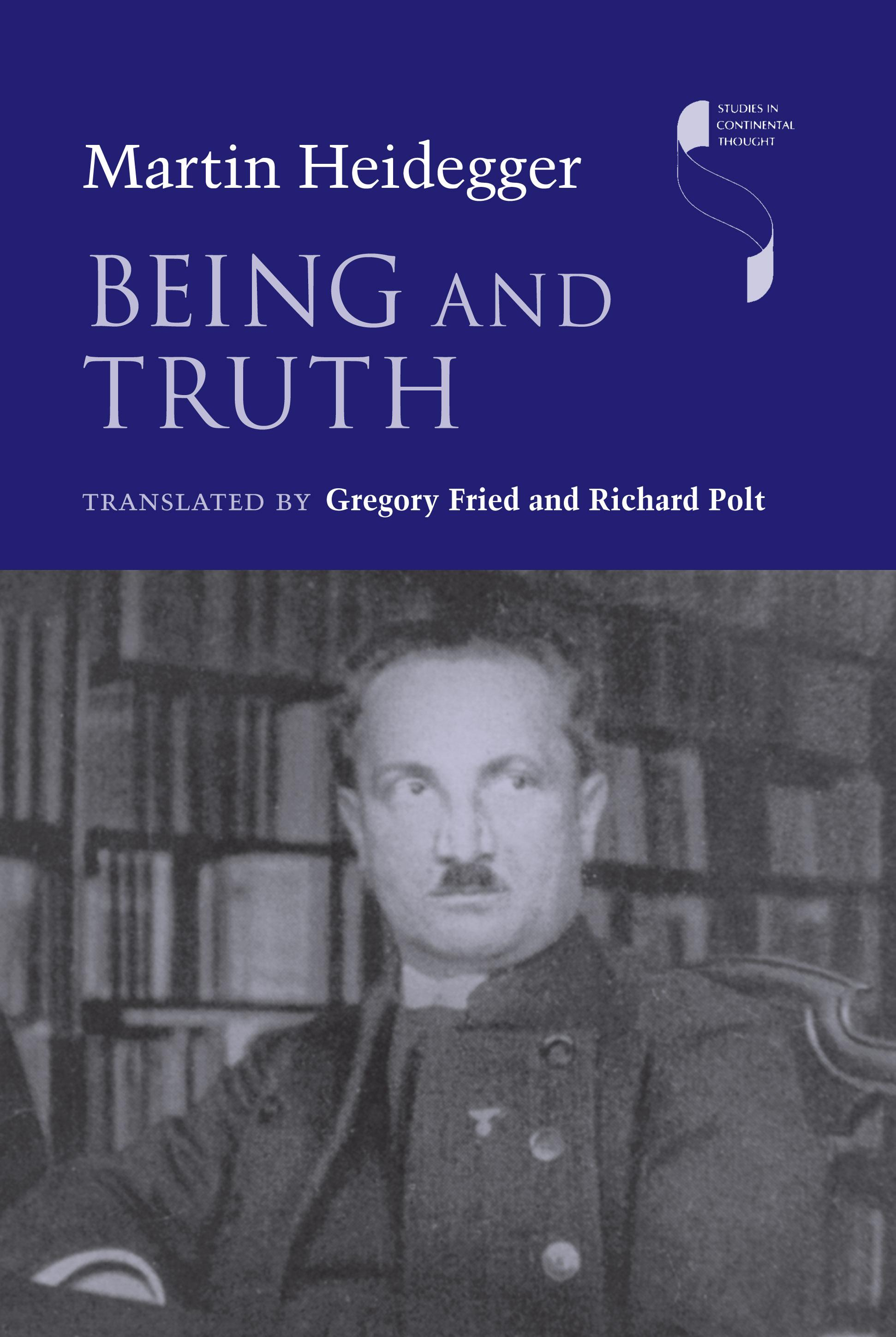 Being and Truth EB9780253004659