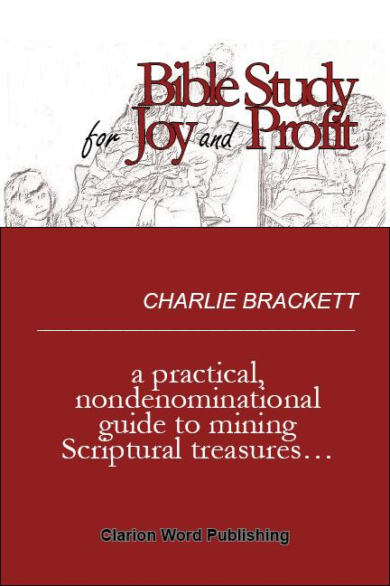 Bible Study for Joy and Profit EB9780977957750