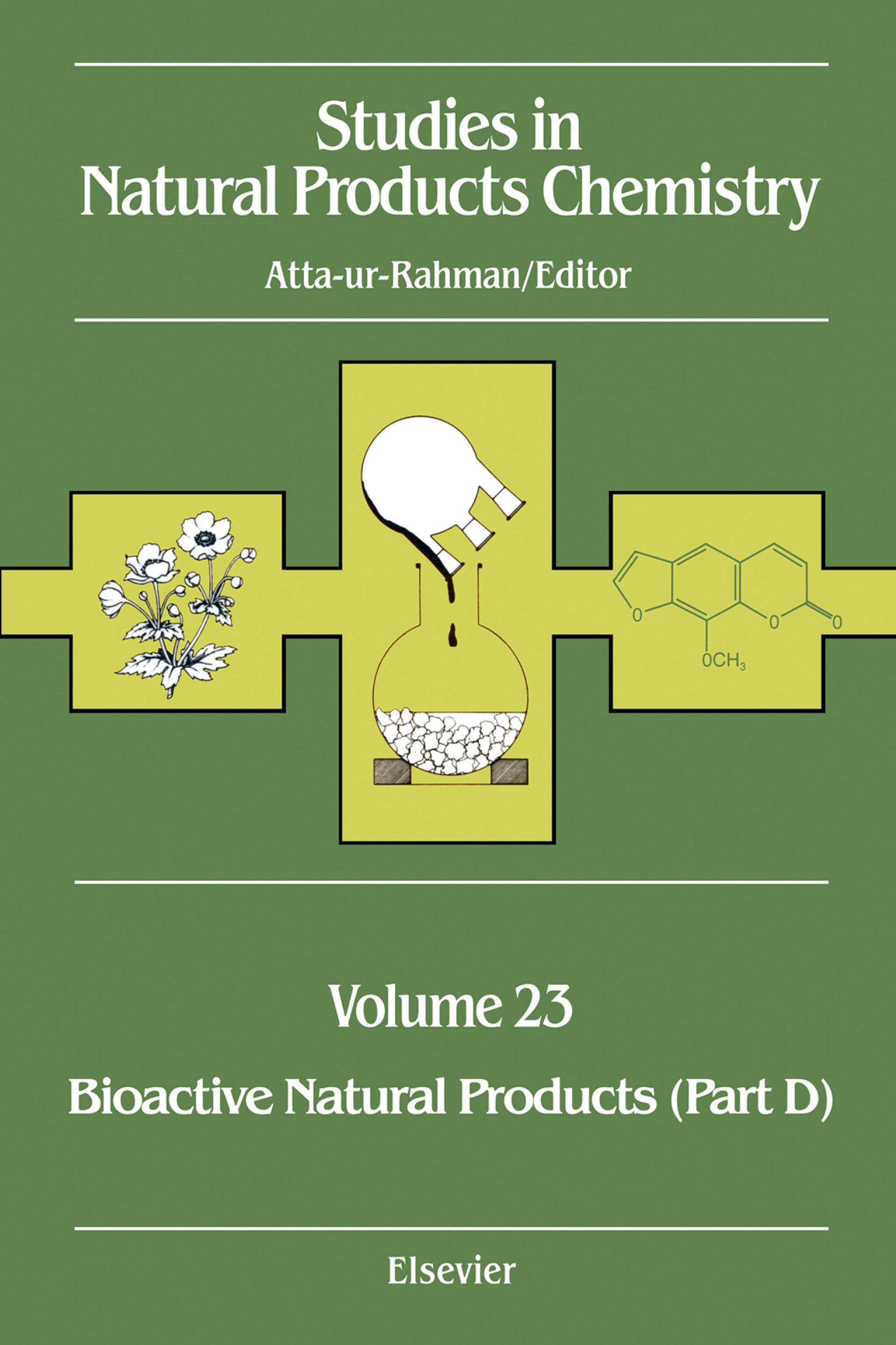 Bioactive Natural Products (Part D): V23
