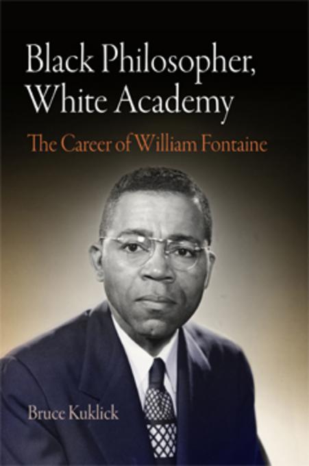 Black Philosopher, White Academy EB9780812205411