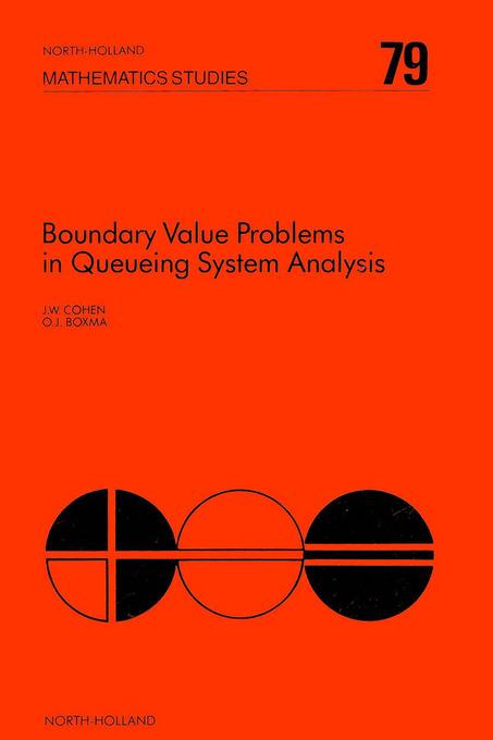 Boundary Value Problems in Queueing System Analysis EB9780080871905