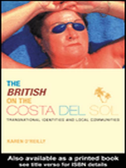 British on The Costa Del Sol EB9780203558737