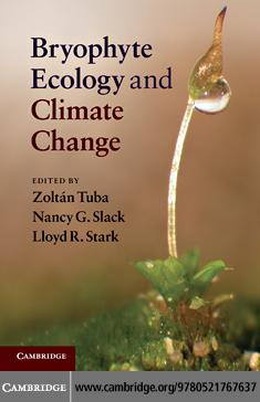 Bryophyte Ecology and Climate Change EB9780511922435