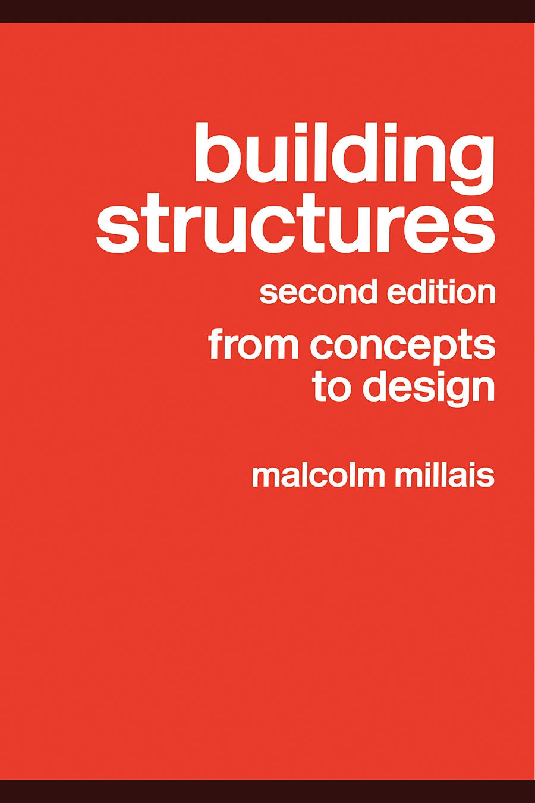 Building Structures: From Concepts to Design EB9780203005071