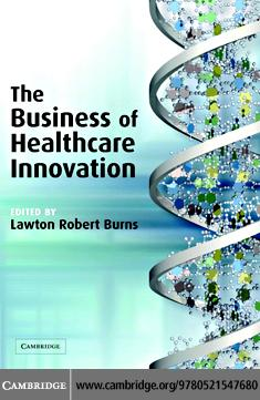 Business of Healthcare Innovation EB9780511128400