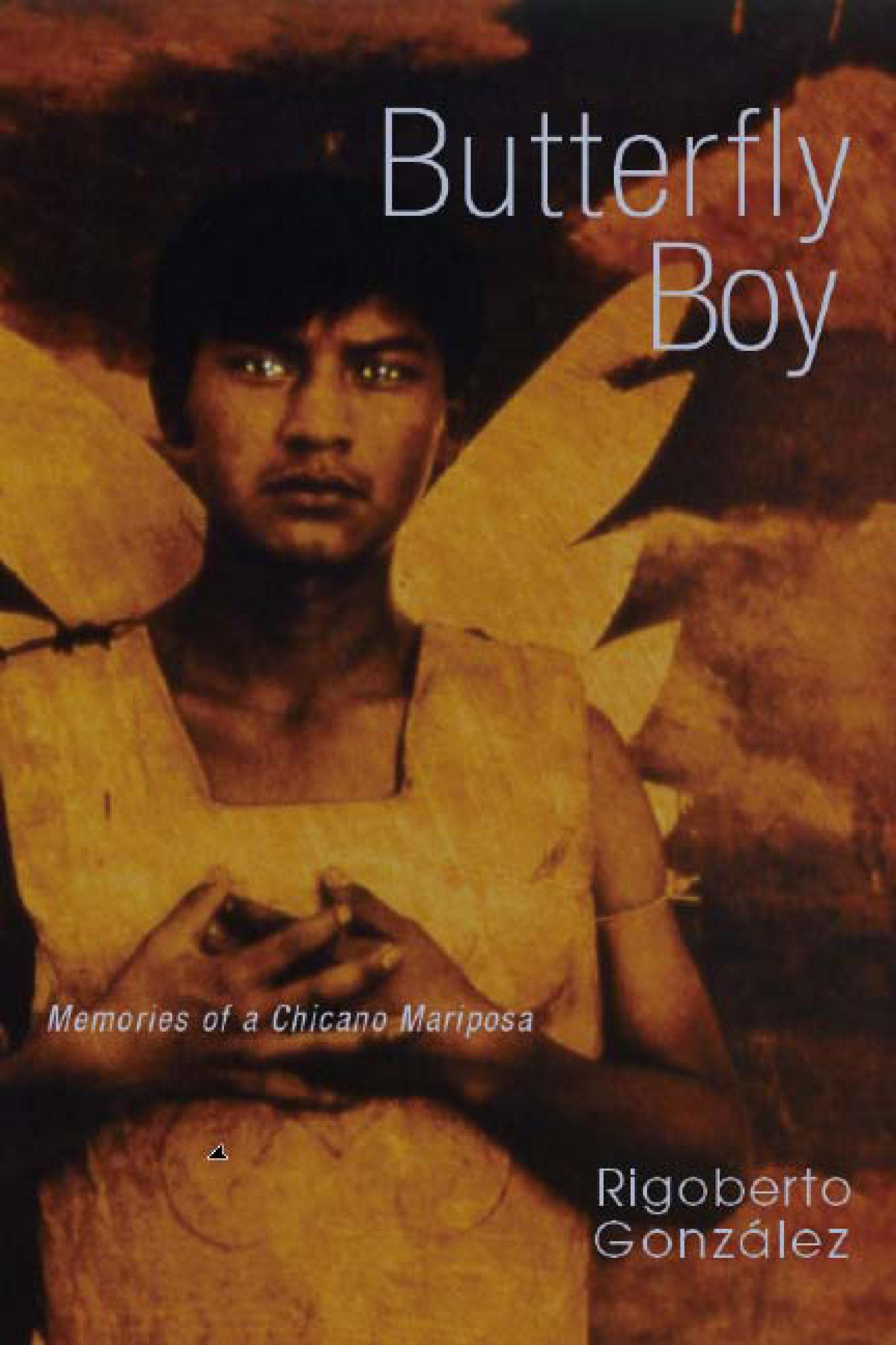 Butterfly Boy: Memories of a Chicano Mariposa EB9780299219031