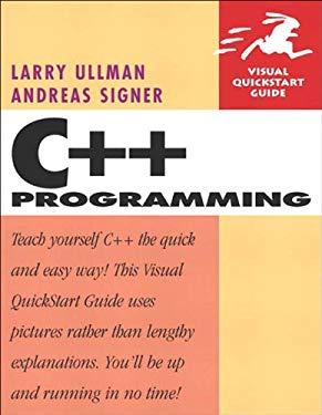 C++ Programming: Visual QuickStart Guide EB9780132712354