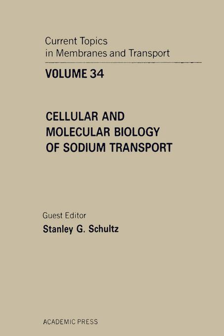 CURR TOPICS IN MEMBRANES & TRANSPORT V34 EB9780080585055