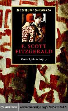 Camb Comp to F. Scott Fitzgerald EB9780511221835