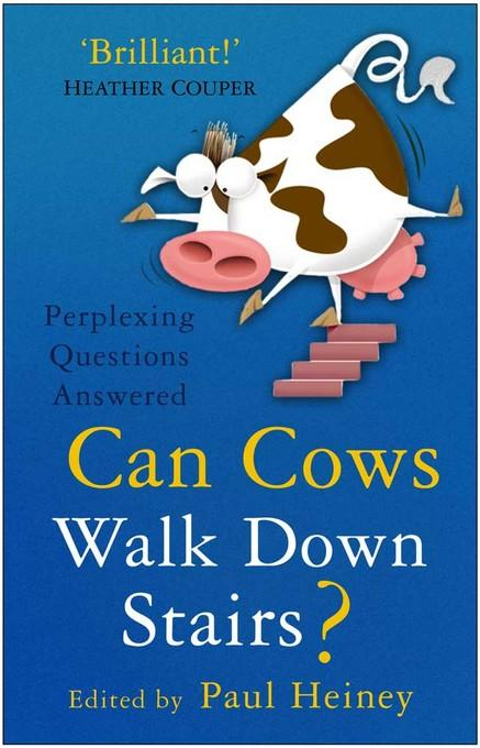 Can Cows Walk Down Stairs?: Perplexing Questions Answered EB9780752474205