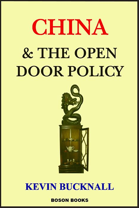 China and the Open Door Policy EB9780917990724