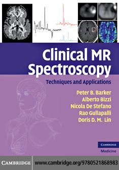 Clinical MR Spectroscopy