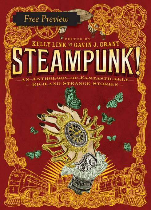 Clockwork Fagin (Free Preview of a story from Steampunk!) EB9780763660451