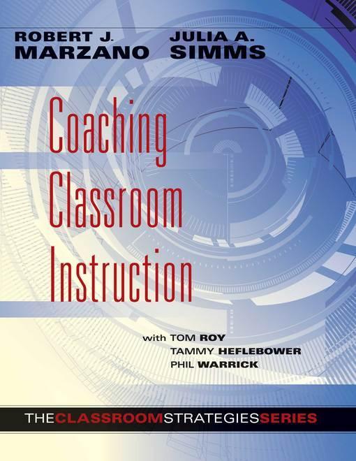 Coaching Classroom Instruction EB9780983351283