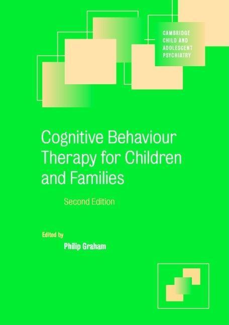 Cognitive Behaviour Thrpy Child 2ed EB9780511134210
