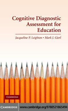 Cognitive Diagnostic Assessment for Education EB9780511282928