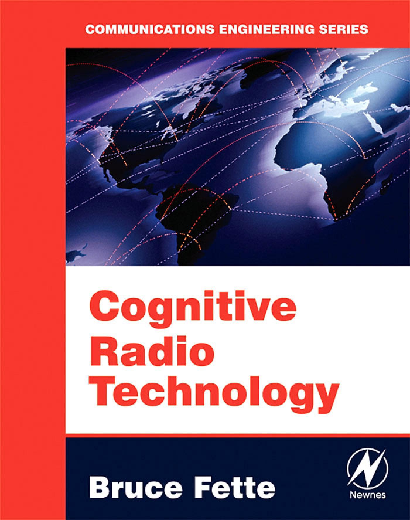 Cognitive Radio Technology EB9780080463735