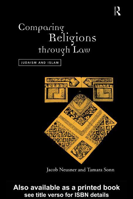 Comparing Religions Through Law EB9780203202678