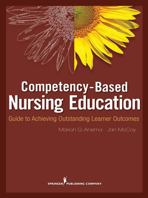 Competency Based Nursing Education EB9780826105103