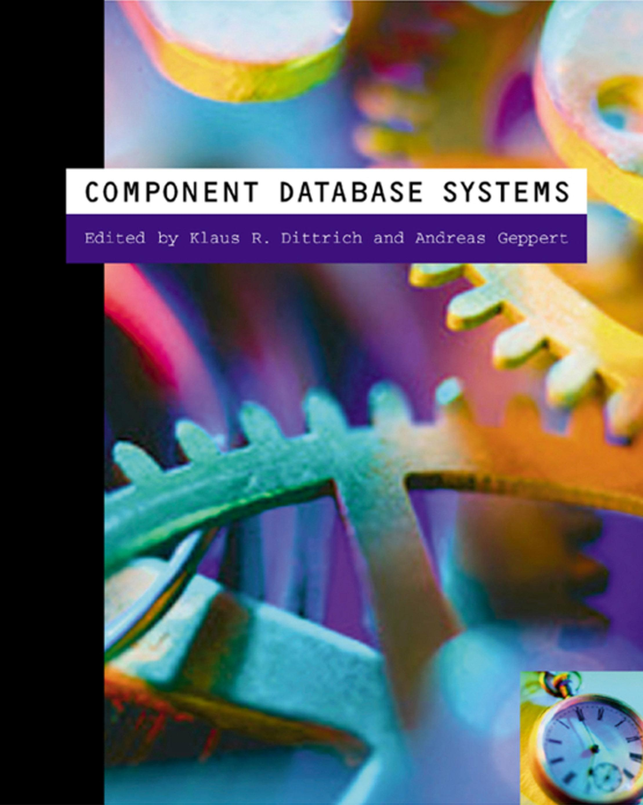 Component Database Systems EB9780080490724