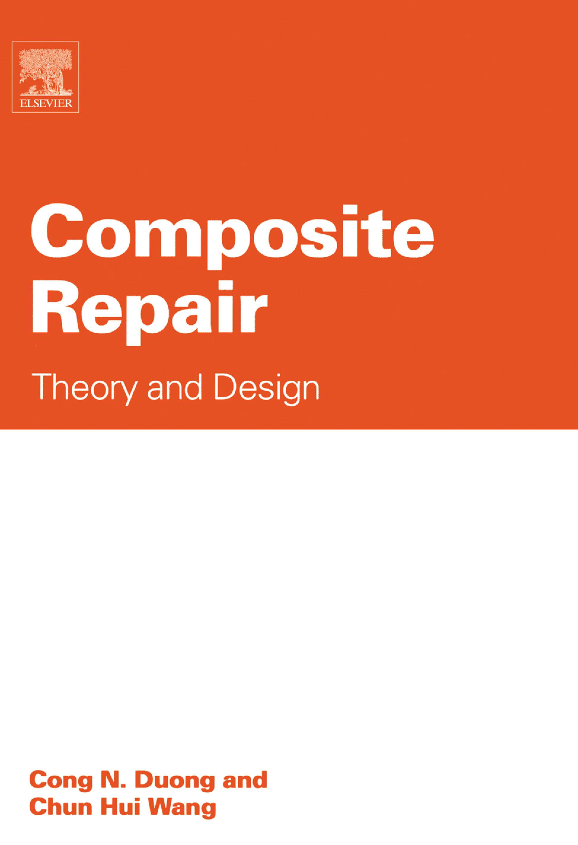 Composite Repair: Theory and Design EB9780080554693