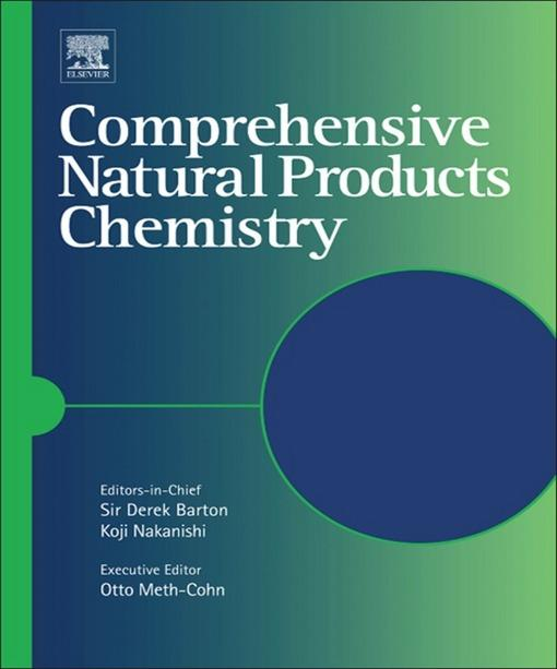 Comprehensive Natural Products Chemistry EB9780080912837