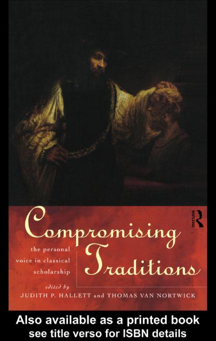 Compromising Traditions EB9780203185377