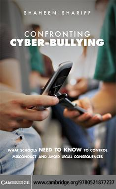 Confronting Cyber-Bullying EB9780511474071