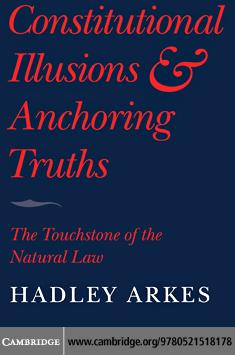 Constitutional Illusions and Anchoring Truths EB9780511784224