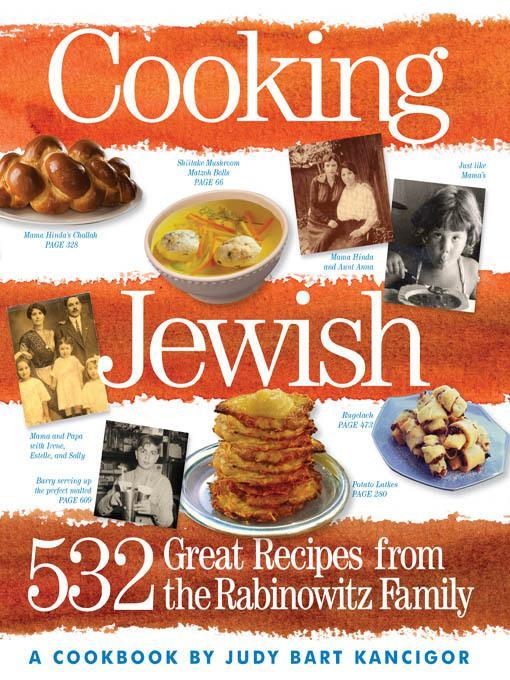 Cooking Jewish EB9780761159650