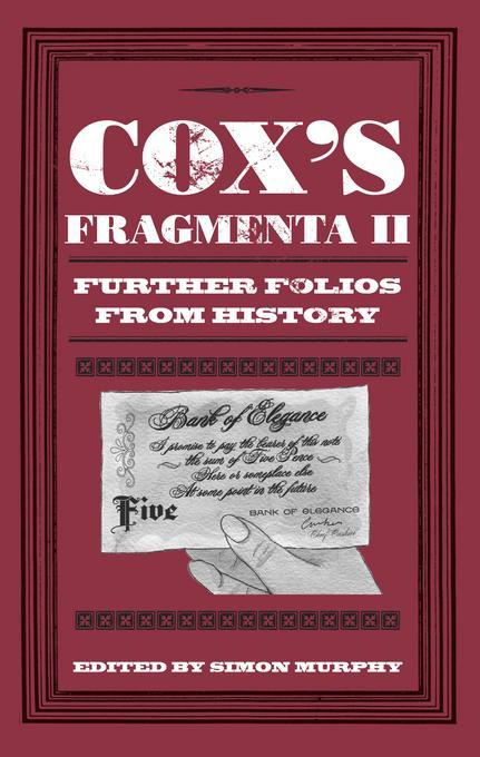 Cox's Fragmenta II EB9780752479156