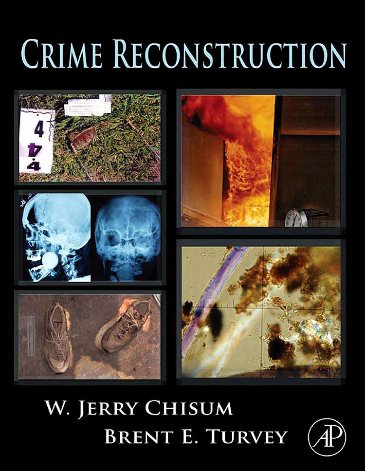Crime Reconstruction EB9780080465517