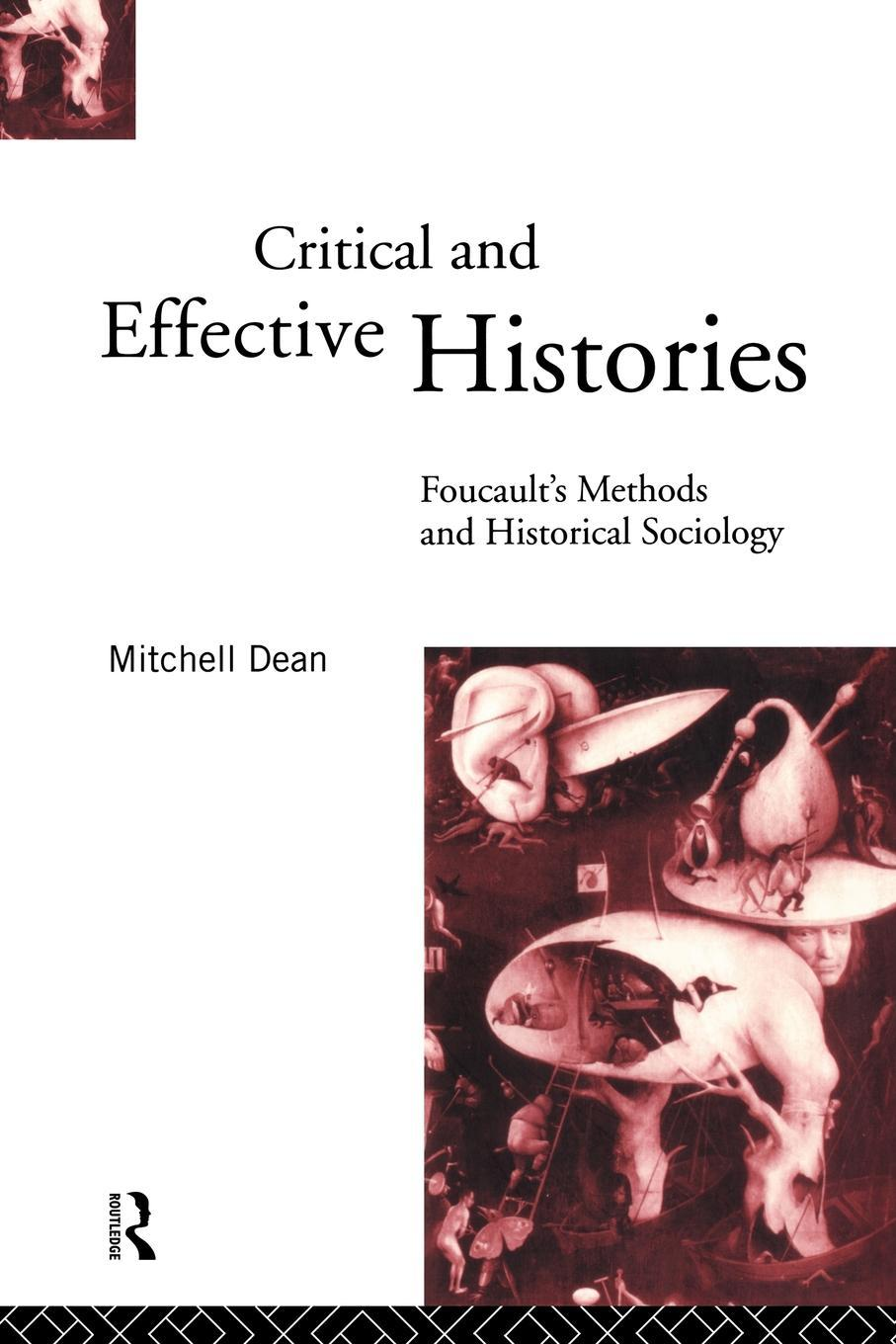 Critical And Effective Histories EB9780203414217