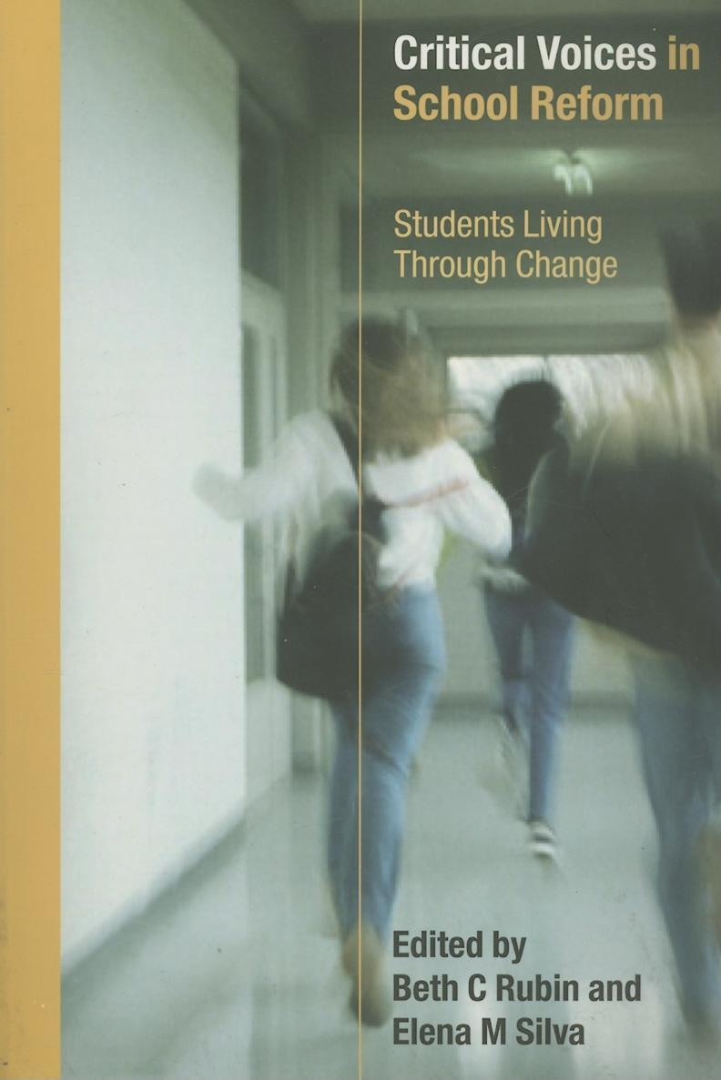 Critical Voices in School Reform EB9780203465141
