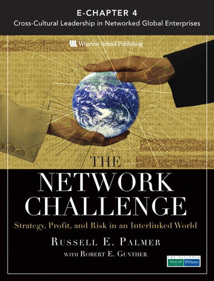 Cross-Cultural Leadership in Networked Global Enterprises EB9780137024629