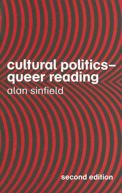 Cultural Politics - Queer Reading EB9780203428665