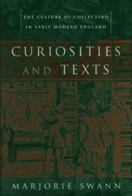 Curiosities and Texts EB9780812203172