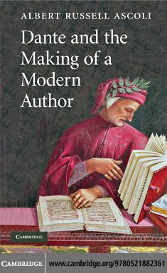 Dante and the Making of a Modern Author EB9780511380464