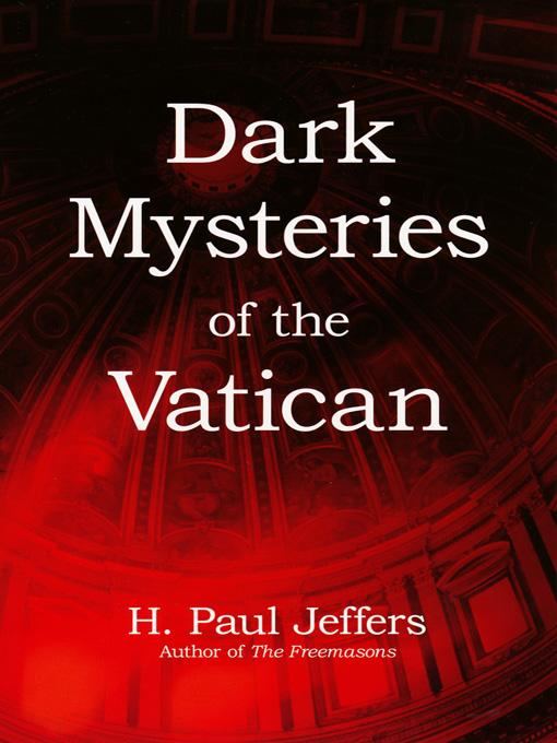 Dark Mysteries of The Vatican EB9780806533735