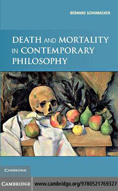 Death and Mortality in Contemporary Philosophy EB9780511904462