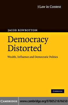 Democracy Distorted EB9780511771064