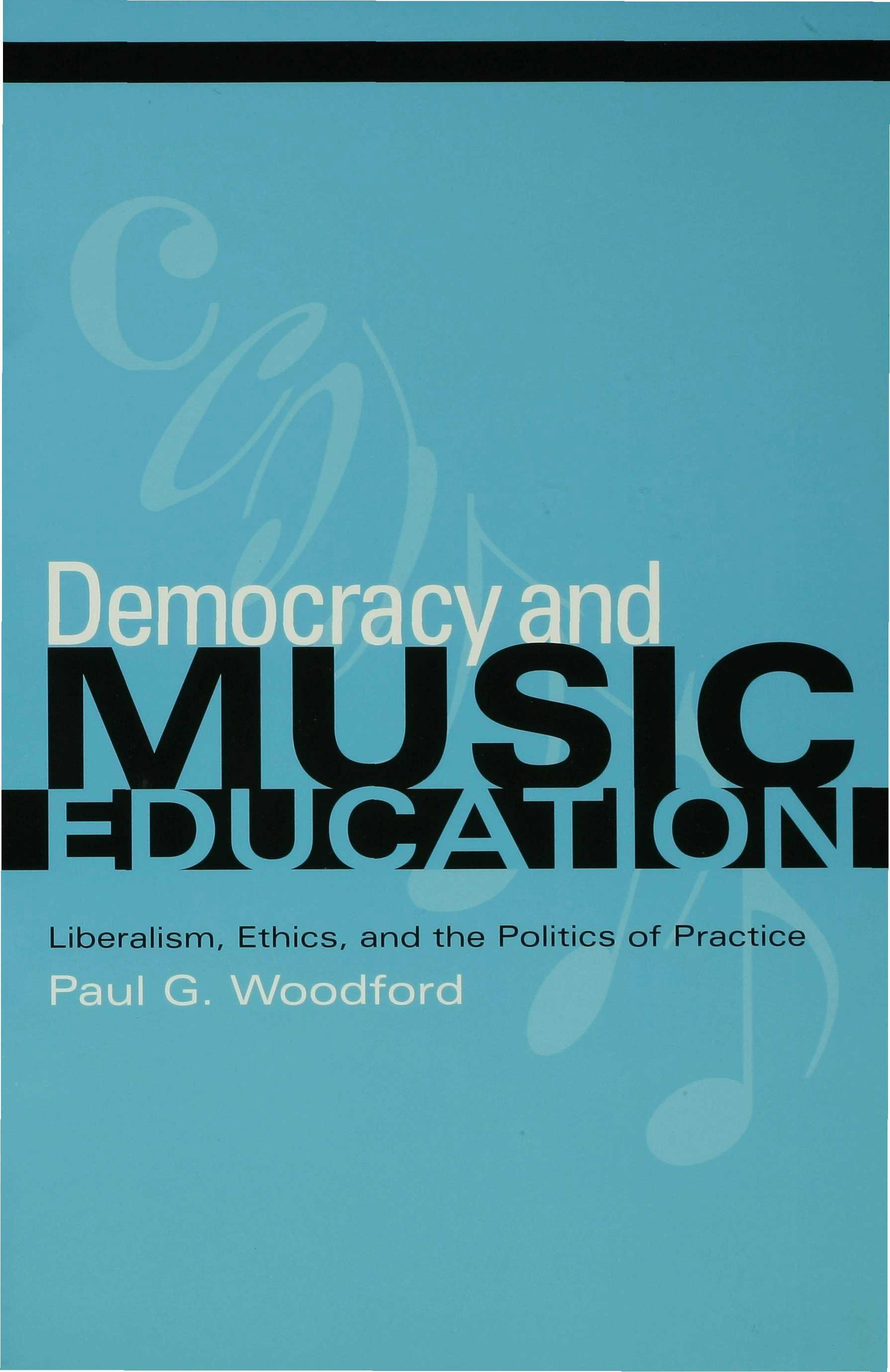 Democracy and Music Education EB9780253110473